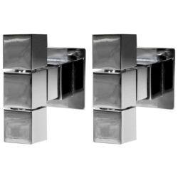 Køb Kriss 4-K ventilsæt 1/2 V/L forkromet | 330886404