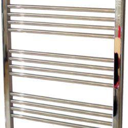 Køb Kriss Space håndklæderadiator 860 x 450 mm forkromet | 331003049