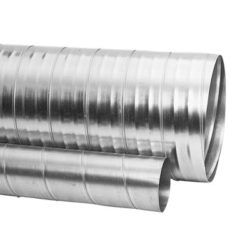 Køb Lindab ventilationsrør SR Ø630 L=6000 t=1