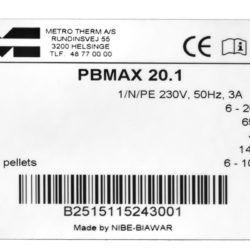 Køb Metro Therm brænder PB20 | 308460924