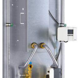 Køb Metro Therm varmeveksler VRT Type 2 130 kW væghængt | 375284102