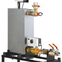 Køb Metro Therm varmeveksler VRT Type 3 200 kW gulvstillet | 375284103