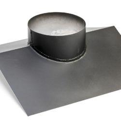 Køb Metalbestos Wood tagryg Ø230/130 alu - grader efter opgave | 317639231