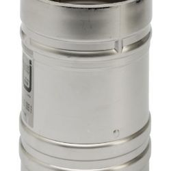 Køb Metalbestos Omega skorstensforing Ø130 x 136 mm | 342802130
