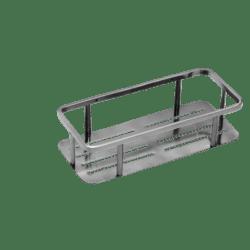 Køb Pressalit hylde poleret rustfrit stål | 772471340