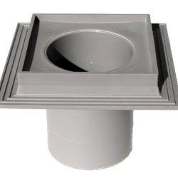 Køb Afløbsskål jo-flex 110 mm uden rist | 153447016