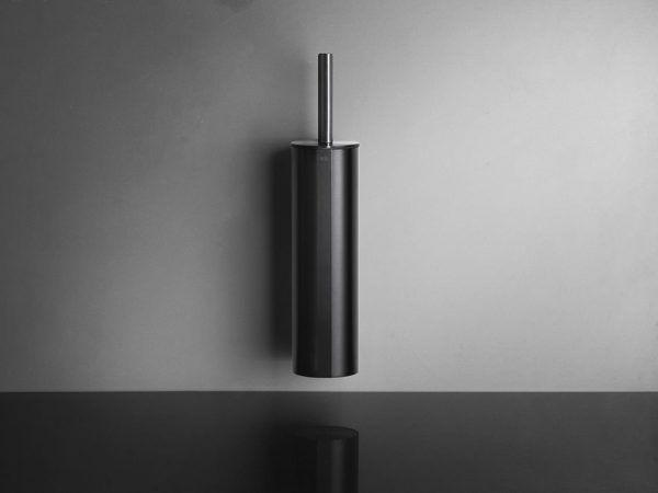 Køb Unidrain ReFrame toiletbørste (væg) sort   778568101