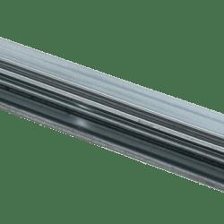 Køb Steptec monteringsskinne 5000 mm forzinket stål   617309050