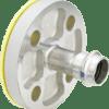 Køb Viega Sanpress Inox LF flangeovergang 42 mm (DN40)   980418503