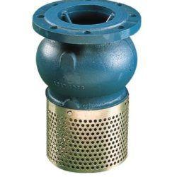 Køb Bundventil socla 302 PN10 flange DN 50 | 398553012