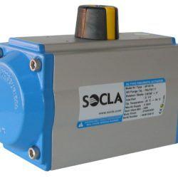 Køb Socla Luftaktuator enkeltvirkende PA75SR12 11 mm spindel | 461075311