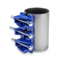 Køb Bandagemuffe med 3 bolte 60-68/200 mm RF   101723027