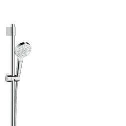 Køb hansgrohe Crometta Vario/Unica' 'Varia Brusesæt 72 cm hvid/krom | 737704540