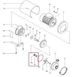 Køb Akseltætning Ø38 til Prolac centrifugalpumpe | 980418853