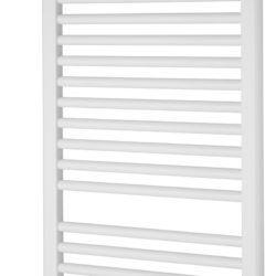 Køb Unite håndklæderadiator TN hvid plan 420 x 900 mm | 331370130