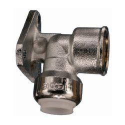 Køb Dækvinkel Tectite krom 15 mm X 1/2 | 047128015
