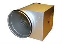 Køb Danfoss Air elektrisk eftervarmeflade 2100W | 359257210