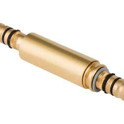 Køb Geberit Mepla lang kobling d=26 mm | 087514626