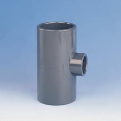 Køb TEE PVC 90° 90X63X90 mm PN16 | 061130088