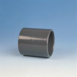 Køb MUFFE PVC 200 mm PN16 | 061270200