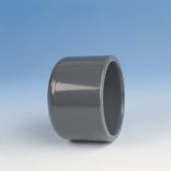 Køb SLUTMUFFE PVC 160 mm PN10 | 061301160
