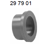 Køb Flangebøsning abs rillet 160 mm | 067651160