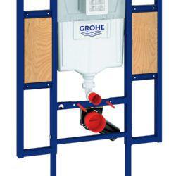 Køb GROHE Rapid SL mont. element/cist 1130x900mm | 616970100