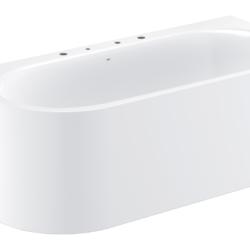 Køb GROHE Essence badekar vægstående EasyClean præfabrikerede huller   667012360