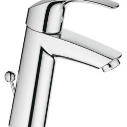 Køb GROHE Eurosmart håndvaskarmatur medium-høj tud | 701975804