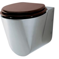 Køb Vægkloset Design P-lås | 613857100