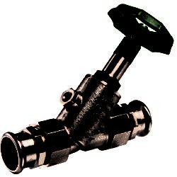Køb Kemper ECO fristrømsventil 54 mm rødgods   035338050