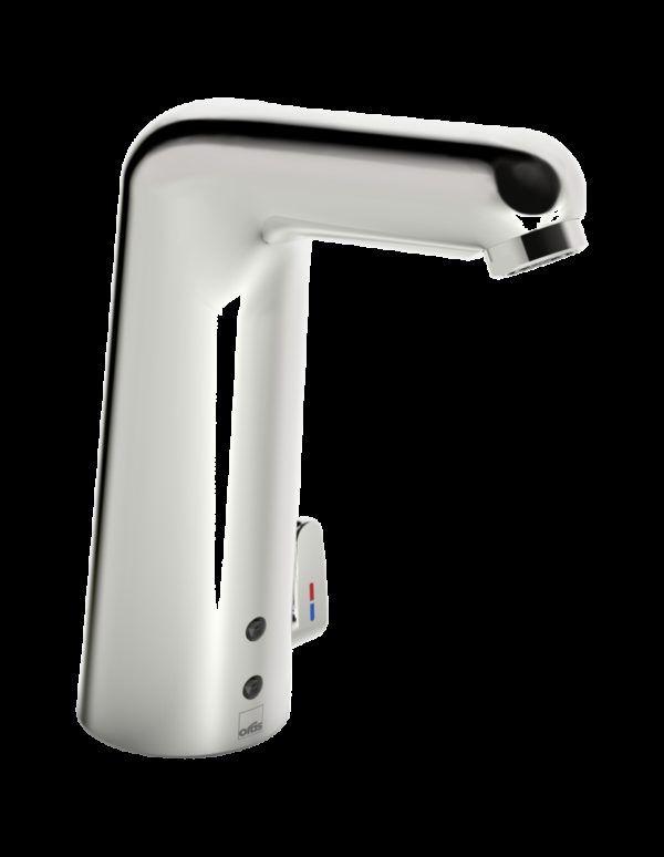 Køb Oras Medipro berøringsfrit håndvaskarmatur 9/12 volt XL
