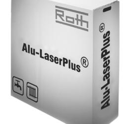 Køb Alu-laser rør Roth 240 m ruller 16 mm | 087100246