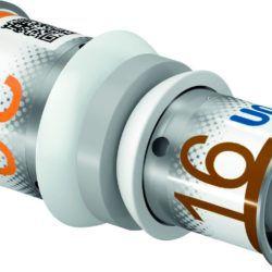 Køb Preskobling PPSU Uponor 32X25 mm | 087454132