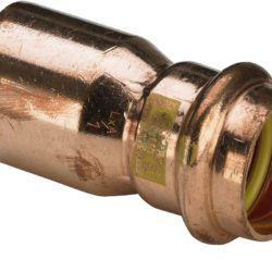 Køb Profipress G reduktion 54 x 35 mm kobber | 047555440