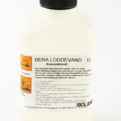 Køb Loddevand Bera Koncentreret 1 L | 289220010