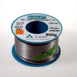 Køb Harpikstin Bera 45% 2 mm tråd 500GR | 289250000